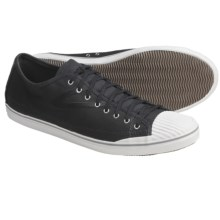 Tretorn Skymra SL Sneakers - Canvas (For Men) in Black - Closeouts