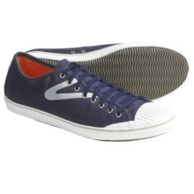Tretorn Skymra SL Sneakers - Canvas (For Men) in Ombre Blue/Wrought Iron - Closeouts