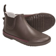Tretorn Strala Rubber Rain Boots - Waterproof (For Women) in Brown - Closeouts