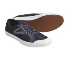 Tretorn T58 Mesh Canvas Sneakers (For Women) in Ombre Blue - Closeouts