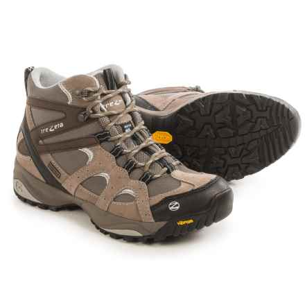 Trezeta Amelie EVO Mid Hiking Boots - Waterproof (For Women) in Taupe - Closeouts