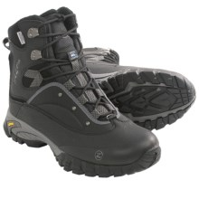 Trezeta Cyclone Thermo Snow Hiking Boots - Waterproof, Insulated (For Men) in Black - Closeouts