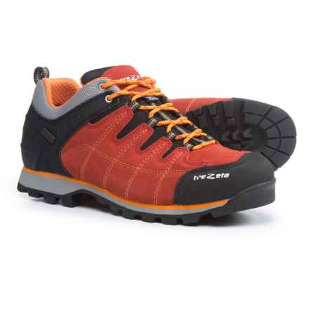 Trezeta Hurricane Evo Low Hiking Shoes - Waterproof (For Men) in Red - Closeouts