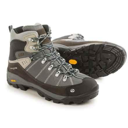 Trezeta Inca Hiking Boots - Waterproof (For Men) in Brown/Silver - Closeouts