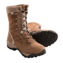 Trezeta Snowdrop Snow Boots - Waterproof, Insulated (For Women) in Brown - Closeouts