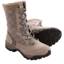 Trezeta Snowdrop Snow Boots - Waterproof, Insulated (For Women) in Taupe - Closeouts