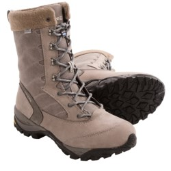 Trezeta Snowdrop Snow Boots - Waterproof, Insulated (For Women) in Taupe