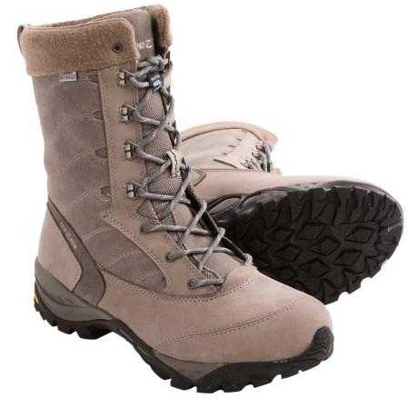 Trezeta Snowdrop Winter Pac Boots - Waterproof, Insulated (For Women) in Taupe