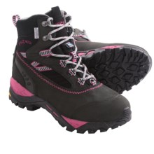 Trezeta Twinflower Snow Boots - Insulated (For Women) in Black - Closeouts