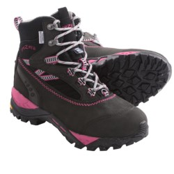 Trezeta Twinflower Snow Boots - Insulated (For Women) in Black