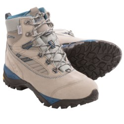 Trezeta Twinflower Snow Boots - Insulated (For Women) in Taupe