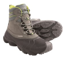 Trezeta Whistler Snow Boots - Waterproof, Insulated (For Men) in Grey - Closeouts