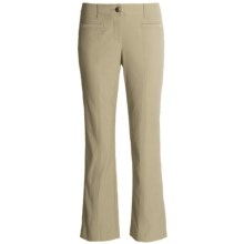 Tribal Sportswear Comfort Waist® Pants - Bootcut, Pocket Detail (For Women) in Cement