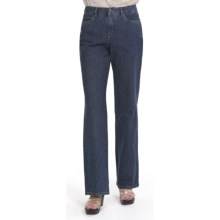 Tribal Sportswear Flatten It Stretch Jeans - 5-Pocket (For Women) in Indigo