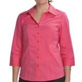 Tribal Sportswear Shaped Shirt - 3/4 Sleeve (For Women)