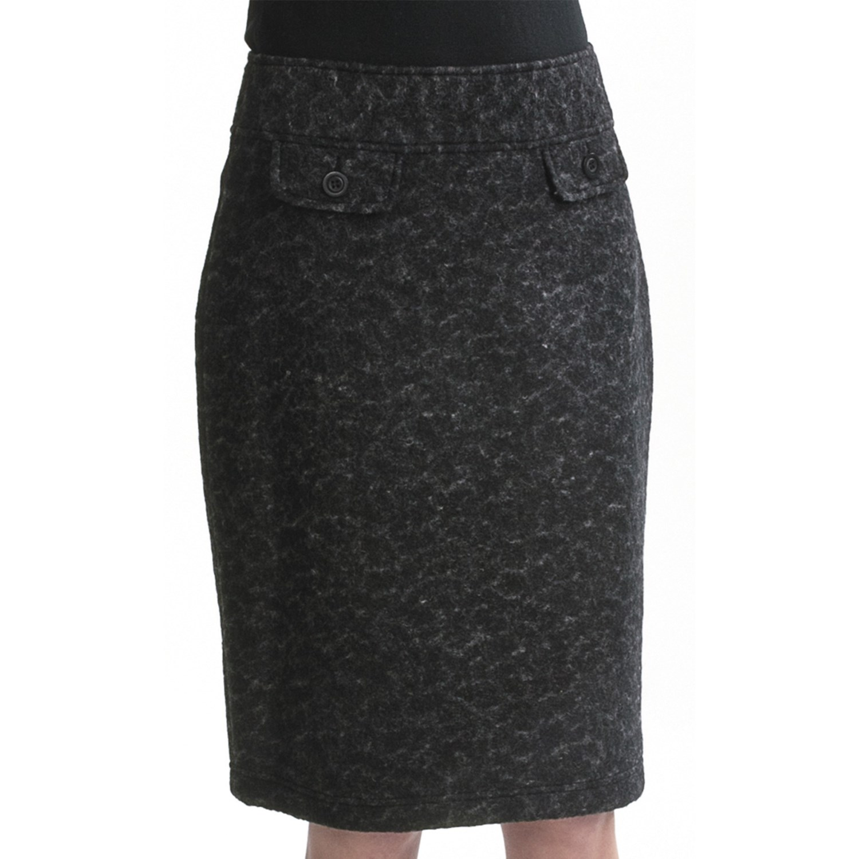 tribal sportswear wool blend skirt for save 49