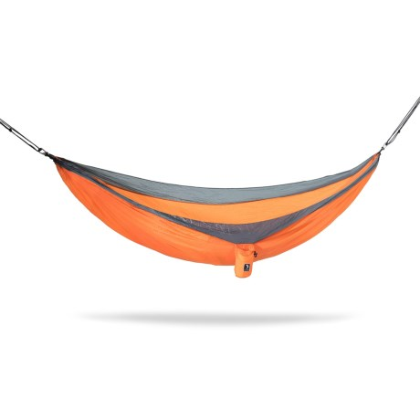 Tribe Provisions Adventure Single-Person Hammock in Orange
