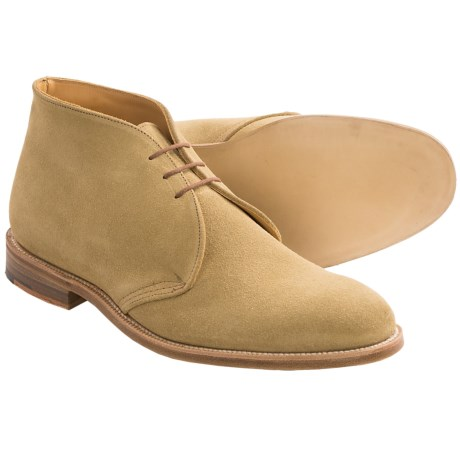 Tricker's William Chukka Boots - Suede (For Men)