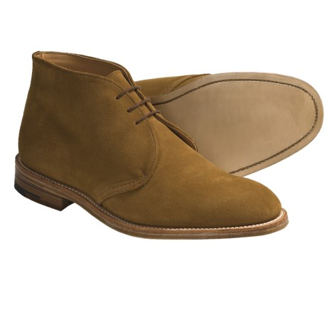 Tricker's William Chukka Boots - Suede (For Men) in Marraca Jana Suede