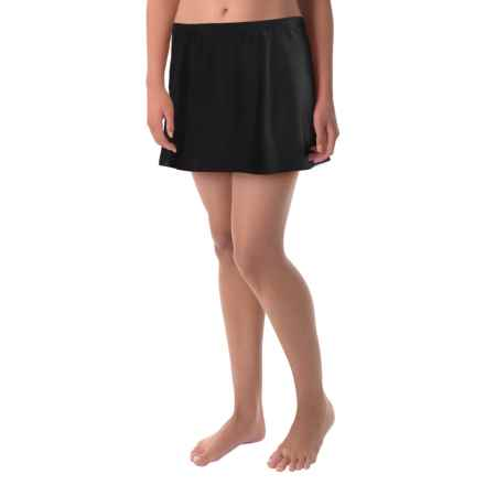 Trimshaper Separates Swim Skirt (For Women) in Black - Closeouts