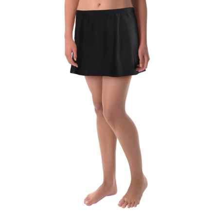 Trimshaper Separates Swim Skirt (For Women) in Black - Closeouts
