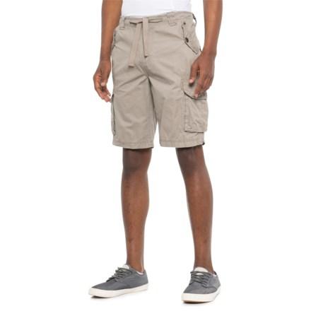 6a40990e30 Triple Five Soul Stone Cargo Shorts (For Men) in Stone