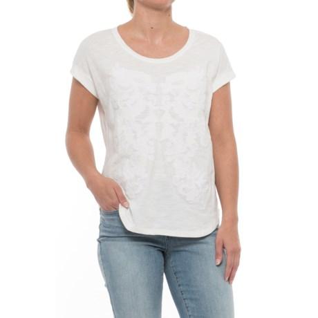 Tropical Shirt - Short Sleeve (For Women)