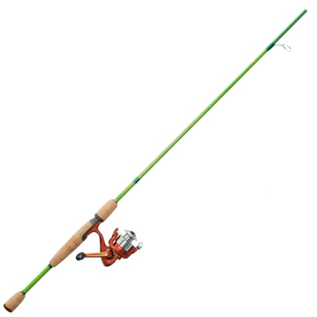 Trout Dough Spinning Rod/Reel Combo – 2-Piece, 7? Light