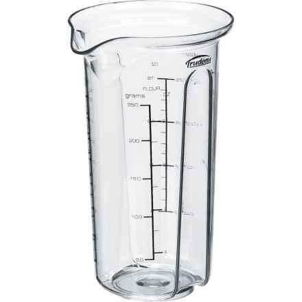Trudeau Measuring Beaker - 16 oz. in Clear - Closeouts