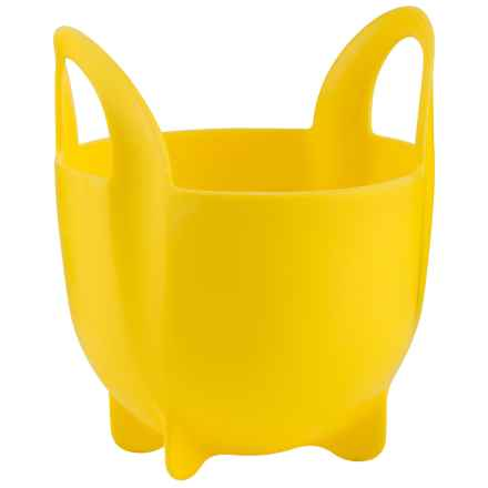Trudeau Single Egg Poacher in Yellow - Closeouts