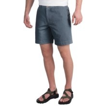 True Flies Gasparilla Shorts (For Men) in Marlin - Closeouts