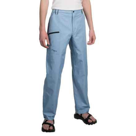 True Flies Oyster Creek Pants - UPF 30+(For Men) in Card Sound Blue - Closeouts