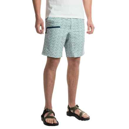 True Flies Shell Creek Shorts - UPF 30 (For Men) in Bonefish - Closeouts