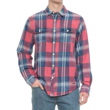 True Grit Cajon Shirt - Long Sleeve (For Men) in Indigo - Overstock