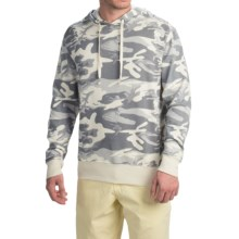 True Grit Camo Pullover Hoodie - Lightweight (For Men) in Vintage Grey - Closeouts