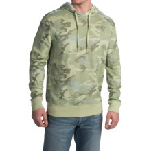 True Grit Camo Pullover Hoodie - Lightweight (For Men) in Vintage Sage - Closeouts
