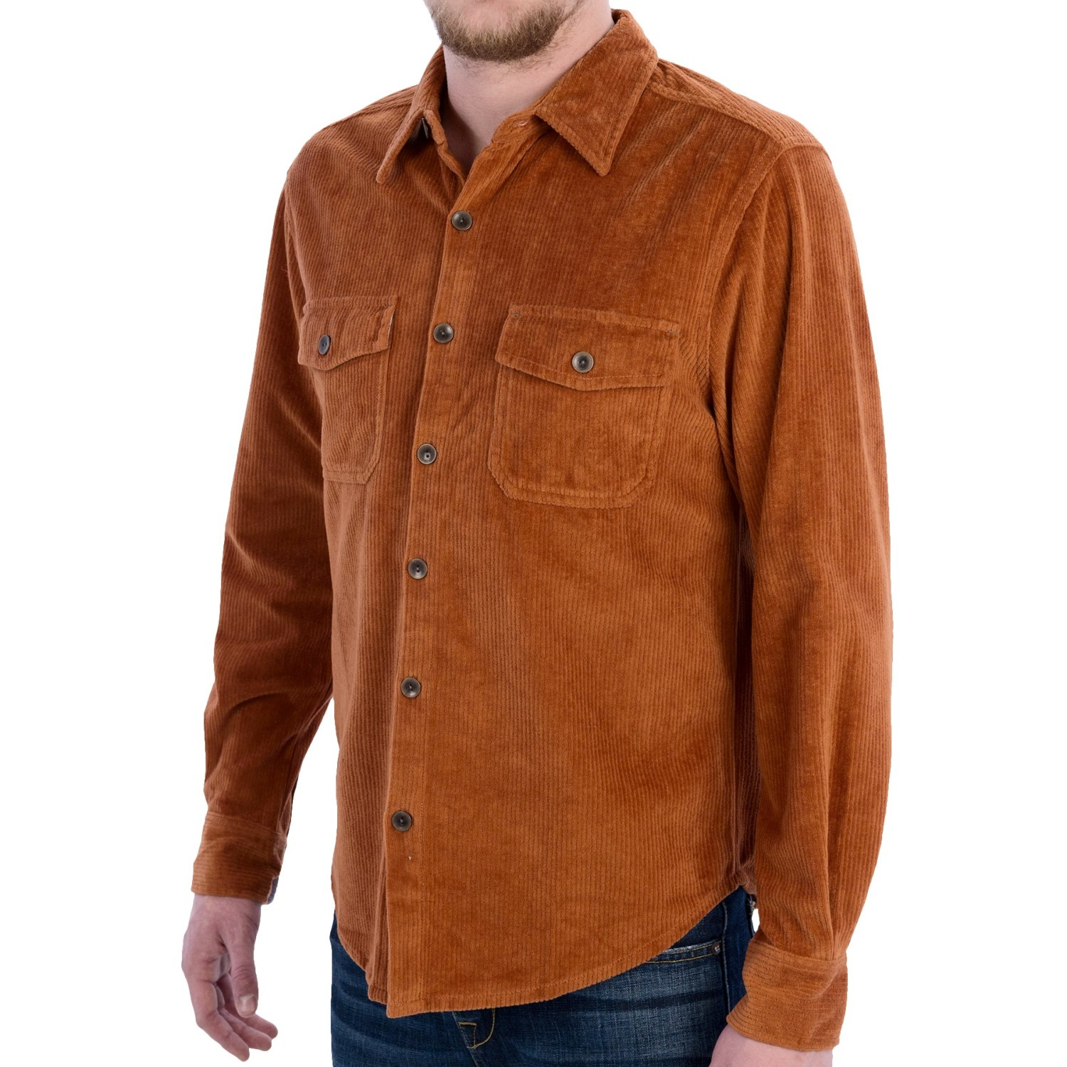 Free shipping BOTH ways on corduroy shirts for men, from our vast selection of styles. Fast delivery, and 24/7/ real-person service with a smile. Click or call