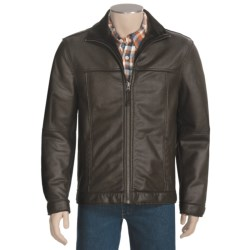 True Grit Drifter Jacket - Full Zip (For Men) in Dark Brown