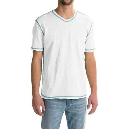 True Grit Heritage T-Shirt - Short Sleeve (For Men) in White - Closeouts