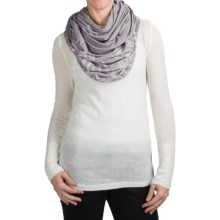 True Grit Infinity Scarf - Reversible (For Women) in Heather - Closeouts