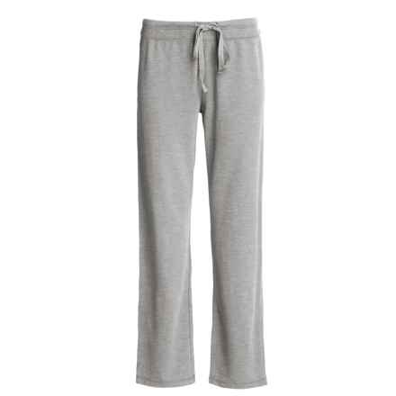 True Grit Knit Sweatpants (For Women) in Grey Heather - Closeouts