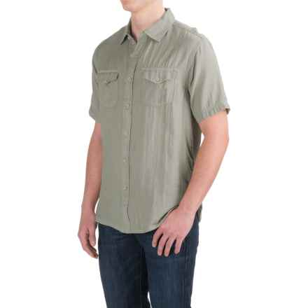 True Grit Mojito Shirt - Short Sleeve (For Men) in Heather - Closeouts