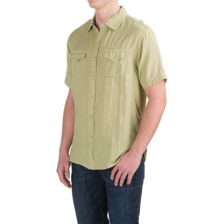 True Grit Mojito Shirt - Short Sleeve (For Men) in Lawn - Closeouts