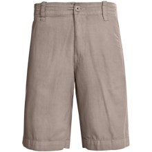 True Grit Outrigger Shorts (For Men) in Sand - Closeouts
