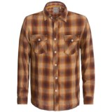 True Grit Patrol Plaid & Check Shirt - Long Sleeve (For Men)