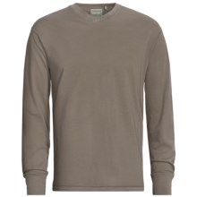 True Grit Secret Wash Shirt - Long Sleeve (For Men) in Driftwood - Closeouts