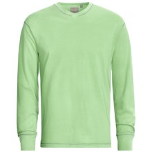 True Grit Secret Wash Shirt - Long Sleeve (For Men) in Surf Green - Closeouts