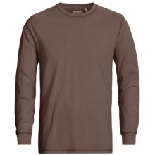 True Grit Secret Wash T-Shirt - Long Sleeve (For Men) in Driftwood - Closeouts
