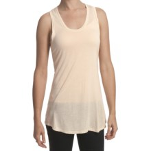 True Grit Silky Layering Tank Top (For Women) in Natural - Closeouts