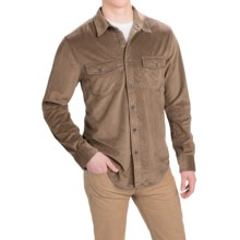 True Grit Softest Sueded Shirt - Long Sleeve (For Men) in Khaki - Closeouts